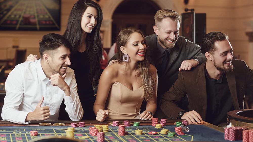 Играть в рулетку онлайн на деньги